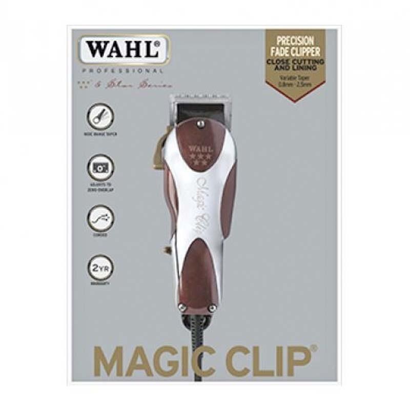 Wahl Magic Clip Cortapelos para Degradados y Rasurados 08451-316H