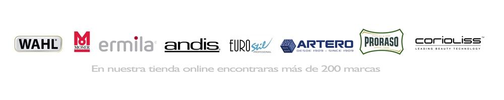 Marcas productos peluquería profesional
